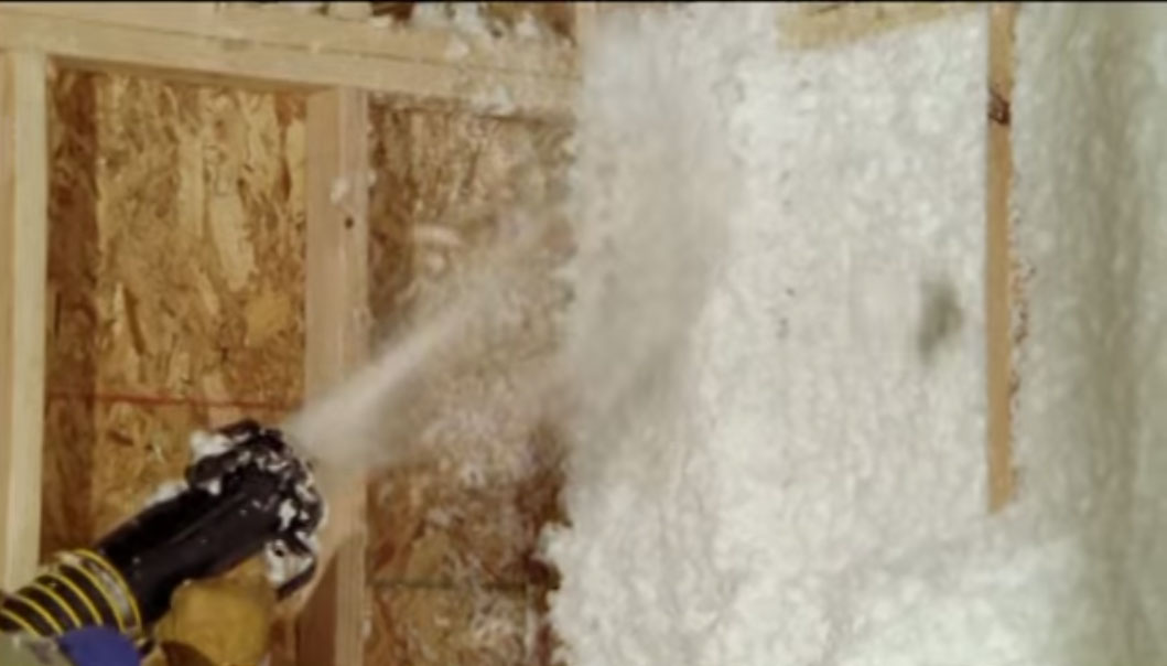 Phun trực tiếp xốp PU Phòng lạnh- Hầm lạnh