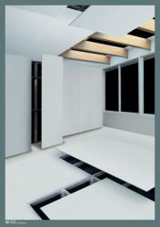 Sàn nhà ghép bằng tấm bê tông cốt sợi cemboard